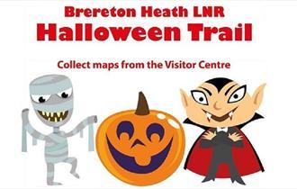 Brereton Heath LNR Halloween Trail