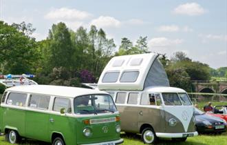 Cheshire Classic Car & Motorcycle Show
