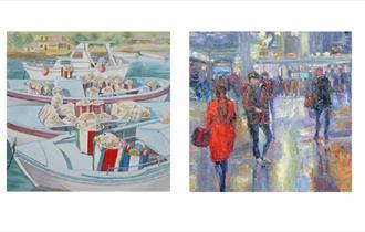 Castle Park Arts Centre New Exhibitions