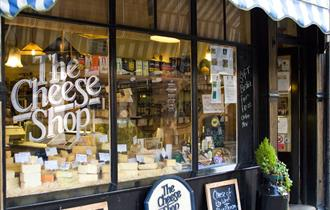 The Cheese Shop. Photo Credit: The Cheese Shop