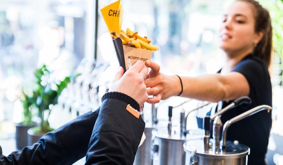 Chip'd Dutch-Style Chips