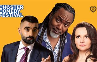 Chester Comedy Festival Presents Best of The Fest