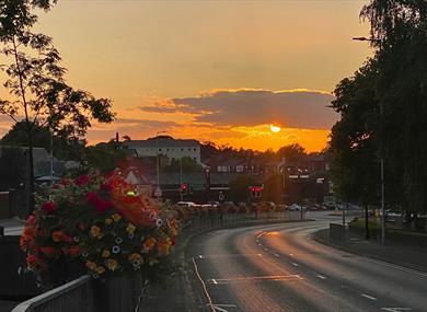 Congleton. Credit @sightsofcongleton