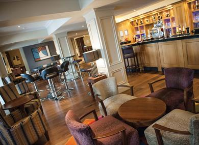Afternoon tea at the stylish Cotton's Hotel & Spa luxury 4-star hotel