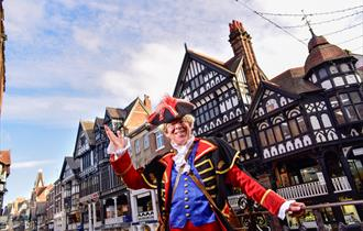 The Chester Town Crier