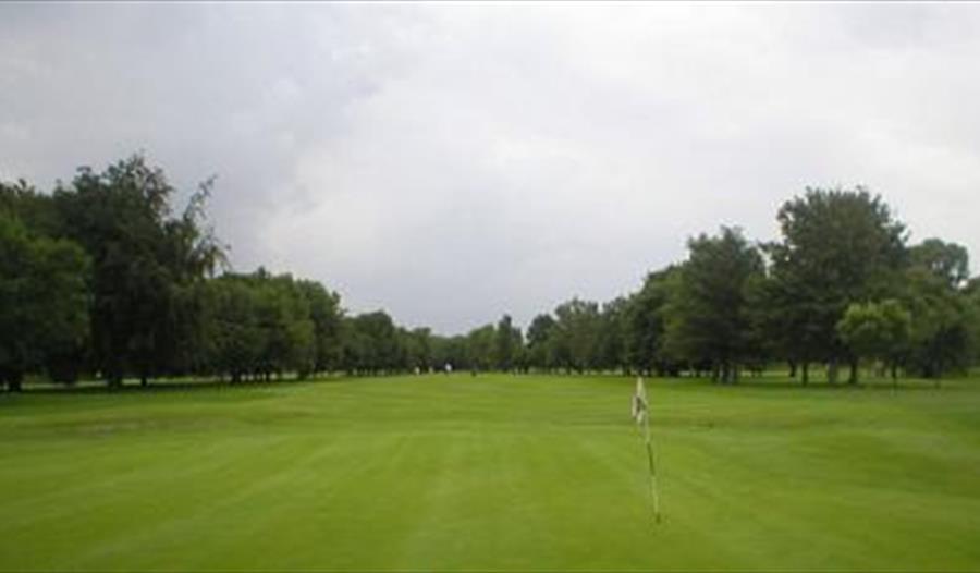 curzon golf course