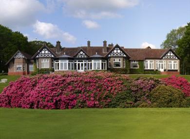delamere golf course