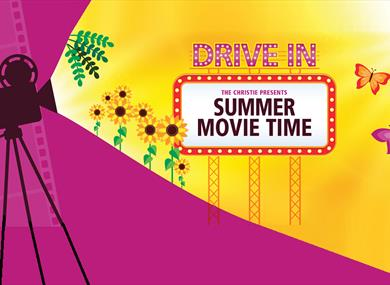 Summer Drive-in for The Christie