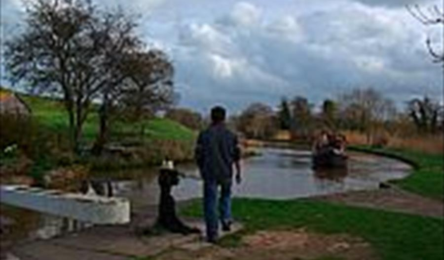 cheshire canal network