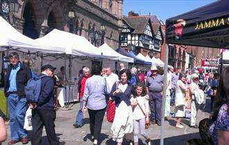 The Taste Cheshire Farmers Market