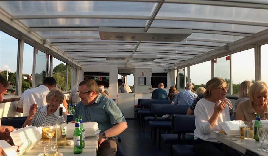 Fish & Chip Friday Cruises