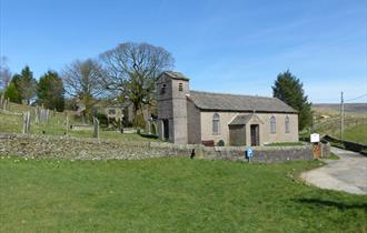 St Stephens Church (Forest Chapel). Photo credit: Dave Dunford