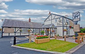 The Fox & Hounds at Sproston