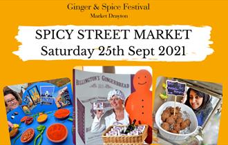 Ginger and Spice Festival 2021