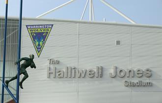 Halliwell Jones Sports Stadium