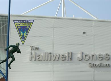 Halliwell Jones Sports Stadium