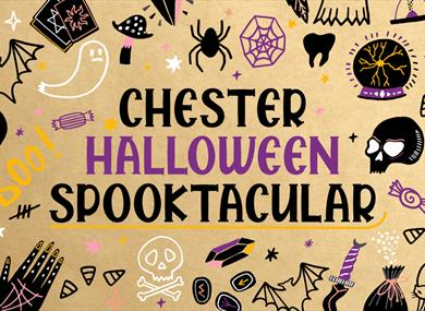Chester's Trick or Treat Trail