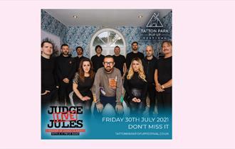 Tatton Park Pop Up Festival - Judge Jules Live
