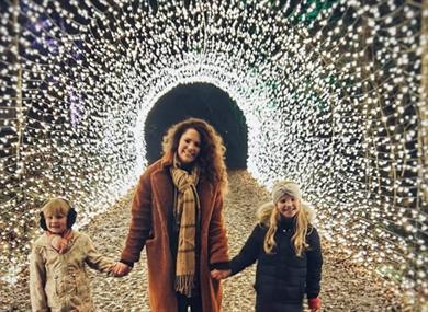 Christmas at the Magical Woodland