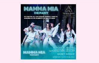 Tatton Park Pop Up Festival - Mamma Mia the Party