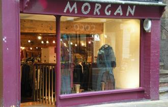 Morgan Ladieswear