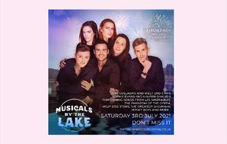 Tatton Park Pop Up Festival - Musicals by the Lake