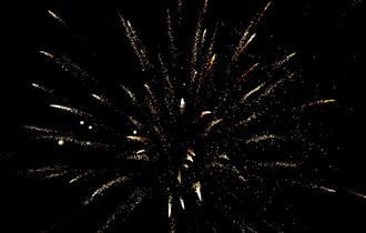 Bonfire and Fireworks Display at The Tytherington Club