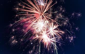 Grand Fireworks Display and Bonfire