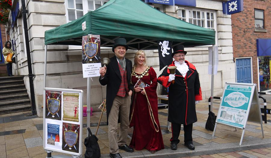 Congleton Heritage and Antiques Festival