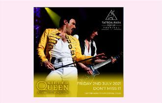 Tatton Park Pop Up Festival - Killer Queen: A Tribute to Queen