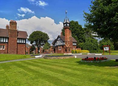 Queens Park, Crewe
