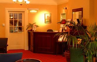 Dene Hotel Reception