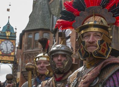 Roman Tours of Chester