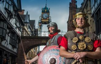 Sick to Death - Roman Walking Tour of Chester