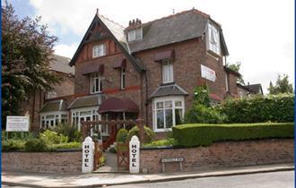 shrewsbury lodge, oxton