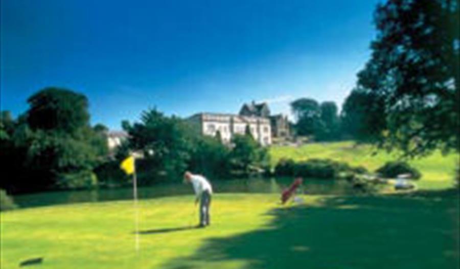 shrigley hall golf