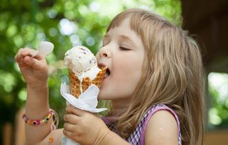 Enjoy award winning ice cream at Backford Belles Ice Cream