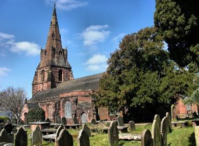 St Mary's Parish of Eastham