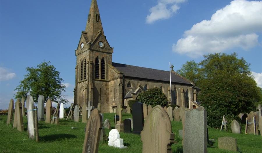 Sutton St James Church