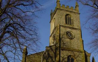 Holy Trinity Church. Photo credit: Colin Park
