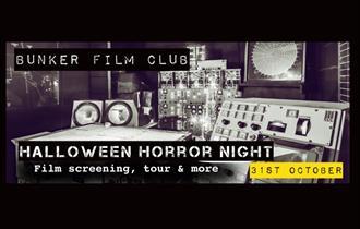 Bunker Film Club: Halloween Horror Special