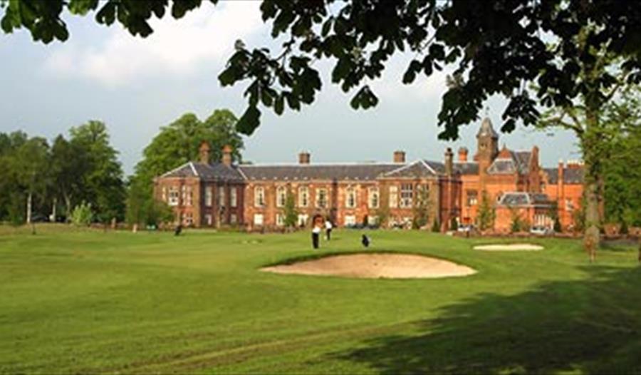 vale royal golf club