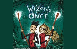 The Wizards of Once Halloween Quest at Beeston Castle