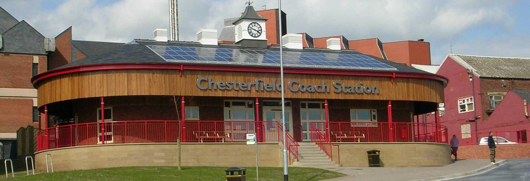 Chesterfield Coach Station
