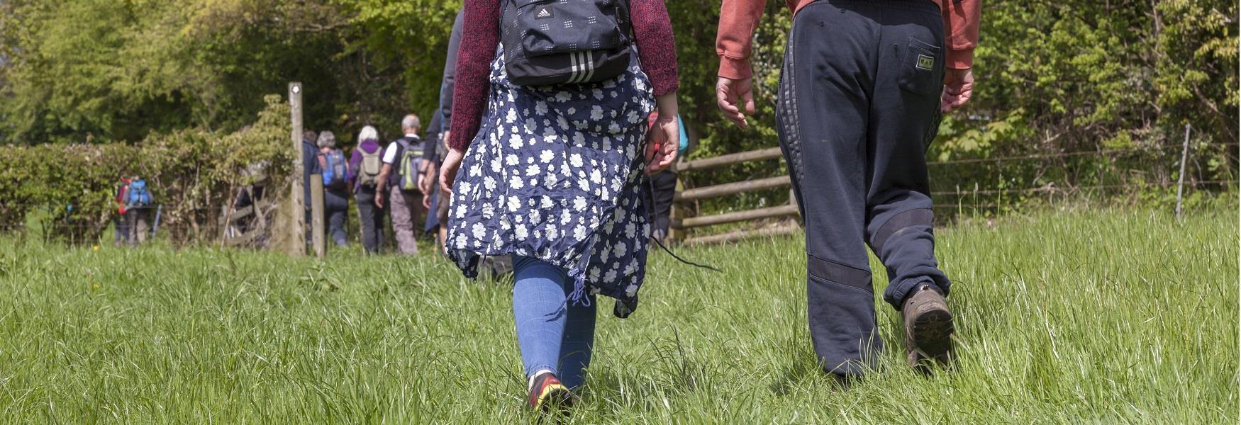 Chesterfield Area Walking Festival
