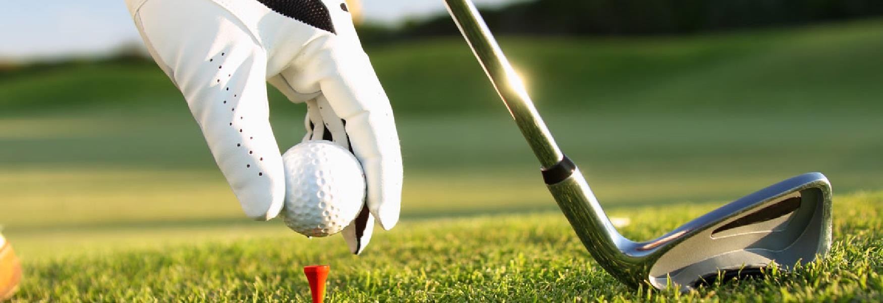 Golfing in Chesterfield Area