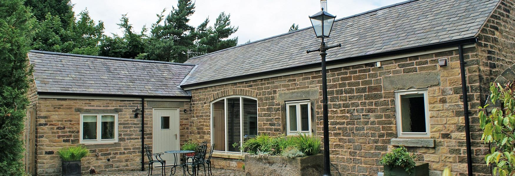 Goosberry Barn Holiday Home at Holmesfield