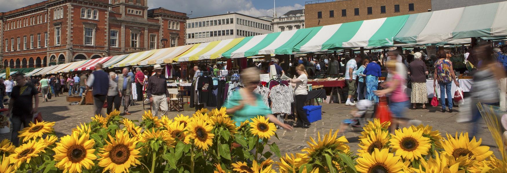 Chesterfield Market