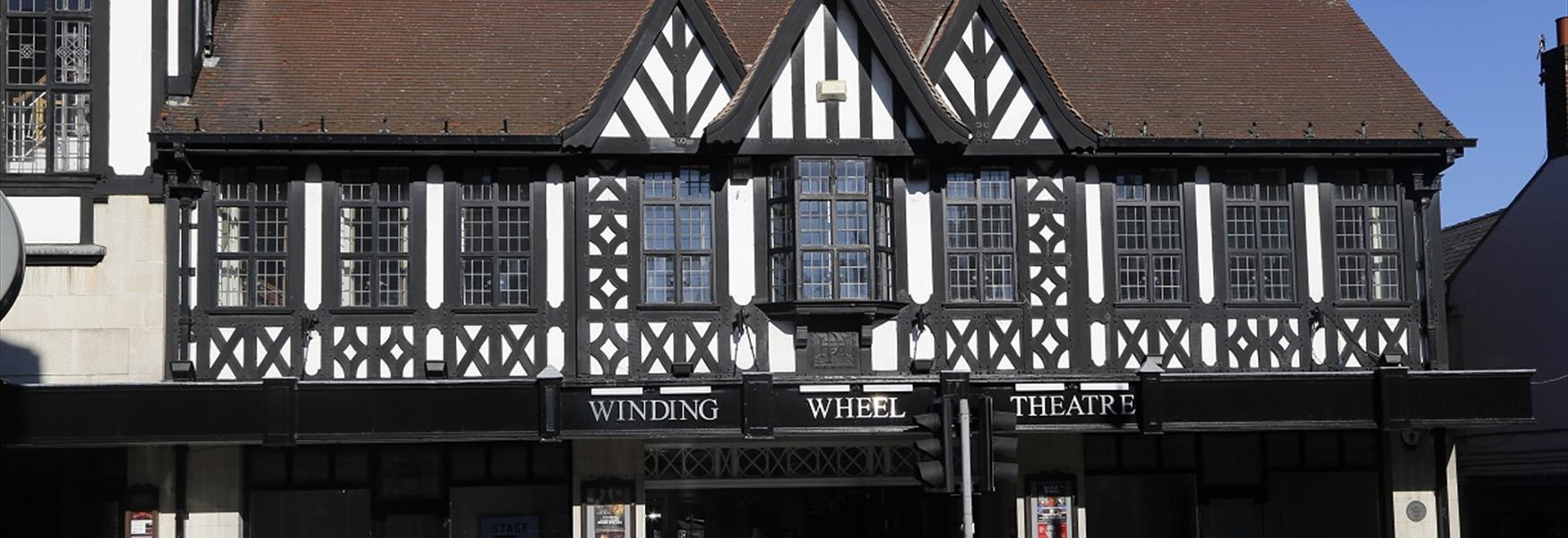 Winding Wheel Theatre, Chesterfield
