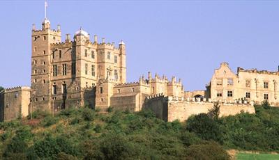 Historic Bolsover Castle